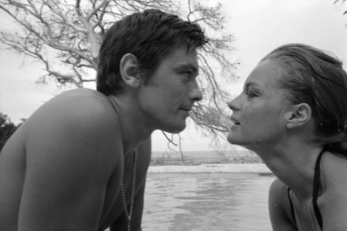 Overwhelming love romy alain i wanna be that girl by elena for Alain delon la piscine