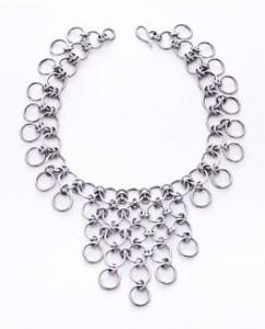 Aluminum Necklace