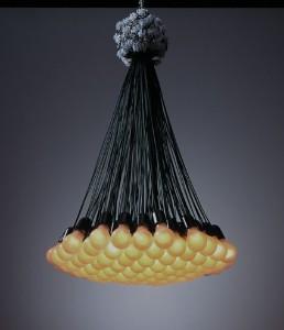 droog dsign 85 lamps chandelier