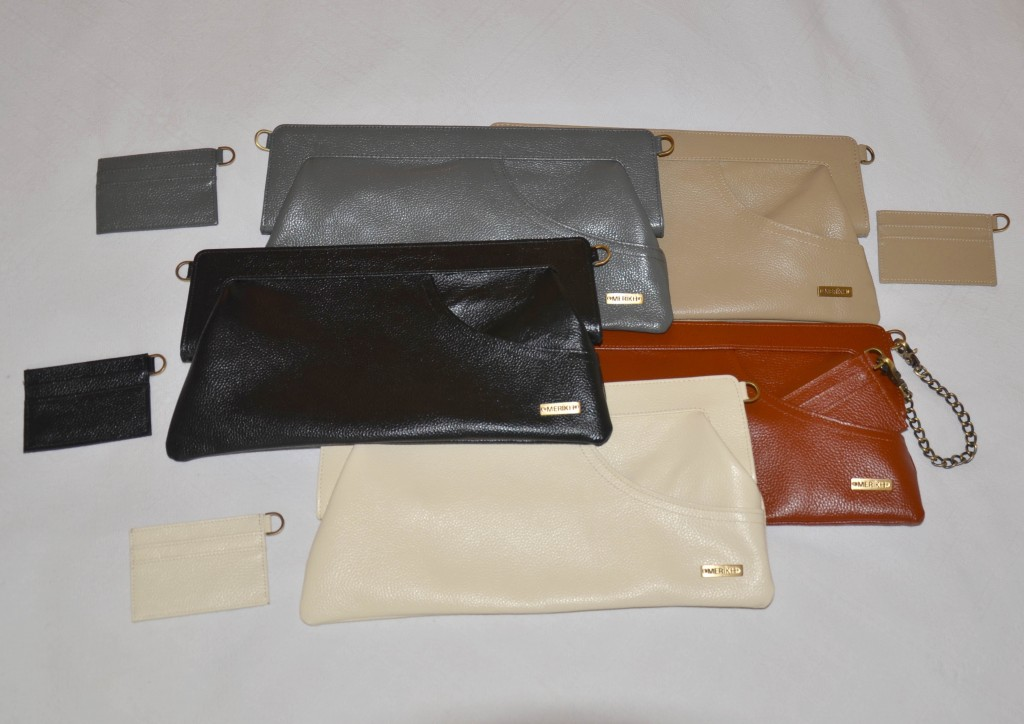 M008 Vintage clutch and M009 Card holder (2)
