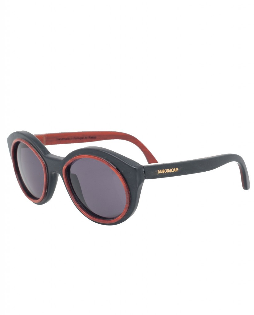 Taibo_Bacar_Black_and_Red_Sunglasses